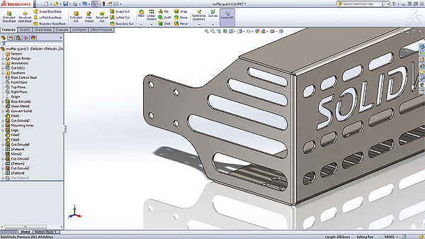 SolidWorks-2013-Varying-Dimension-Pattern
